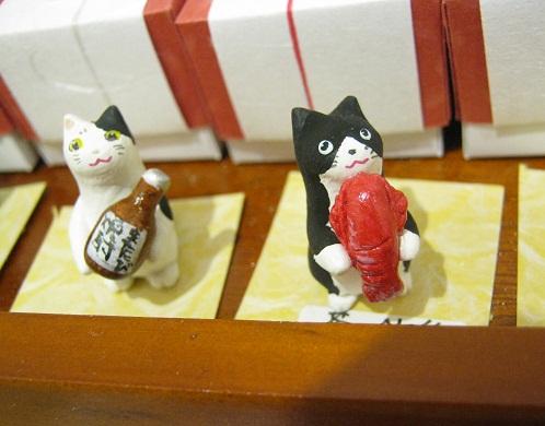 たまごの工房企画 「高円寺裏通り猫展」 その3_e0134502_1417993.jpg