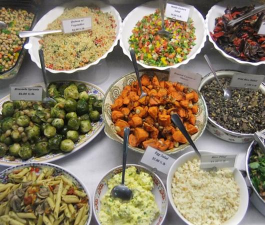 ニューヨークの美味しいお惣菜屋さん Food Passion_b0007805_334779.jpg