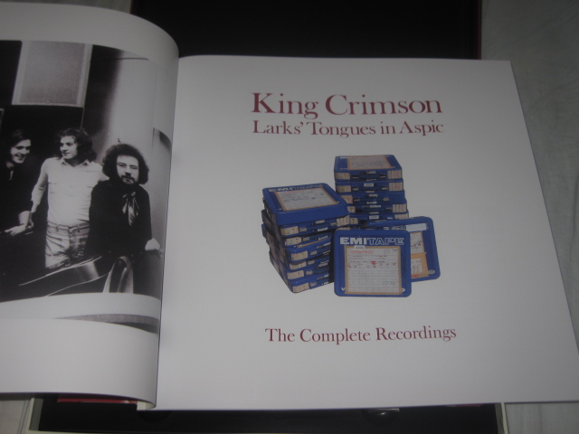 KING CRIMSON / LARK\'S TONGUES IN ASPIC THE COMPLETE RECORDINGS_b0042308_0351154.jpg