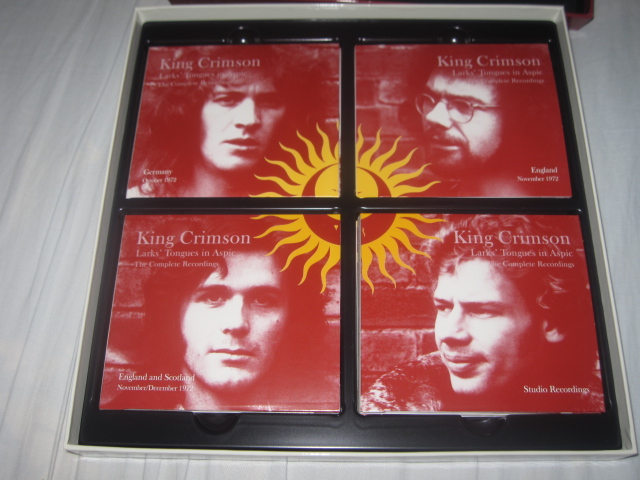 KING CRIMSON / LARK\'S TONGUES IN ASPIC THE COMPLETE RECORDINGS_b0042308_037854.jpg