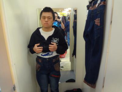 買い物へ外出~!_a0154110_1648570.jpg