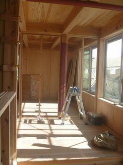 木建の枠取付け完了。_b0131012_2105592.jpg