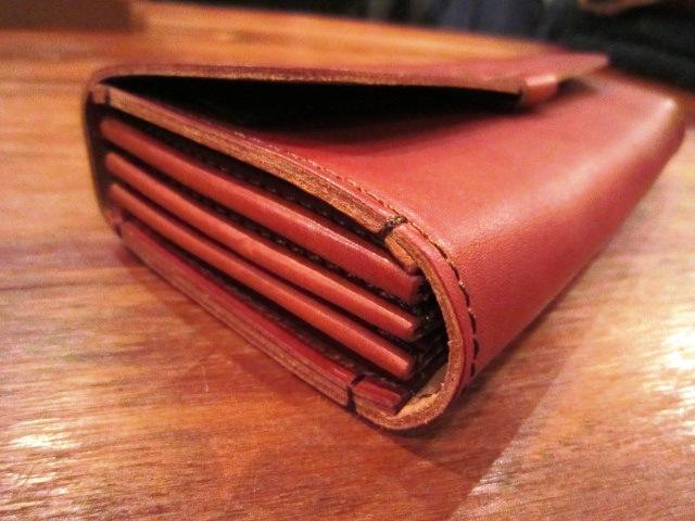 "SLOW \""toscana\"" long wallet ご紹介_f0191324_93639.jpg"