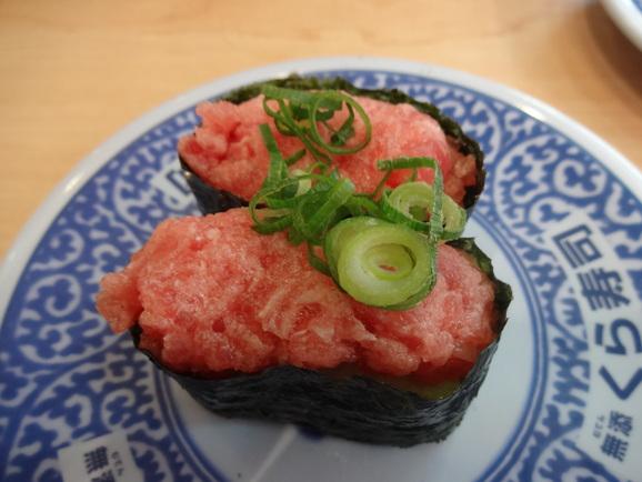 そとでお食事withオット@またまたくら寿司♪_d0219834_2148792.jpg