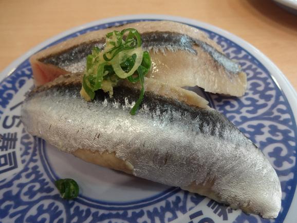 そとでお食事withオット@またまたくら寿司♪_d0219834_2149448.jpg