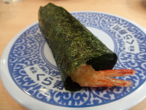 そとでお食事withオット@またまたくら寿司♪_d0219834_21511576.jpg
