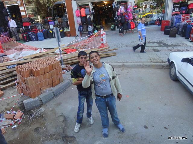 トルコ旅行記 22 アンカラでミニ国際交流♪_a0092659_22275793.jpg