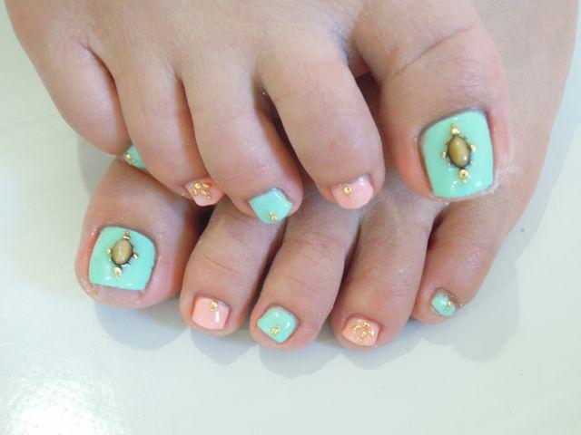 Bali Foot Nail_a0239065_1651652.jpg