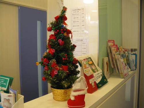 クリスマスツリー☆_c0231772_1010261.jpg
