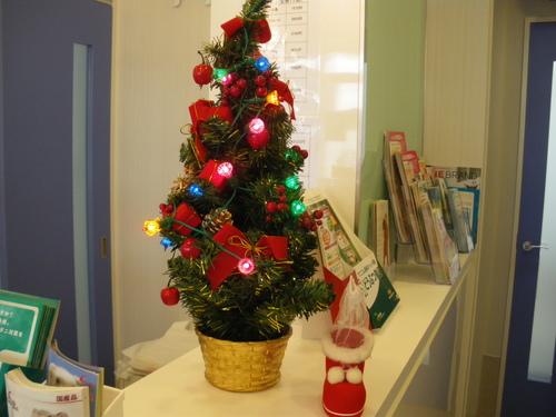 クリスマスツリー☆_c0231772_10131266.jpg