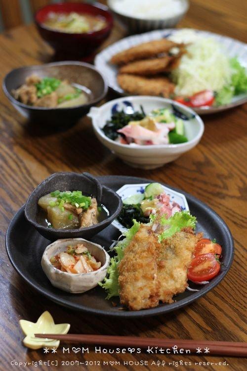 お弁当と晩ご飯 ☆ 沖縄に初上陸 メガドンキ♪_c0139375_13414521.jpg