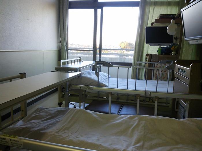 病室とここに来るまで_c0182775_17474551.jpg