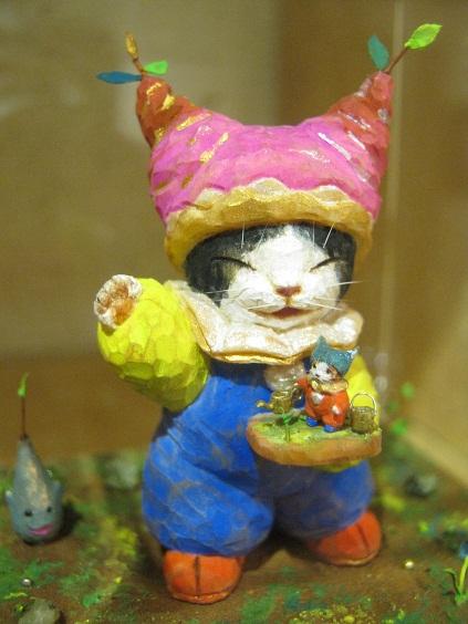 たまごの工房企画 「高円寺裏通り猫展」 その4_e0134502_16543567.jpg