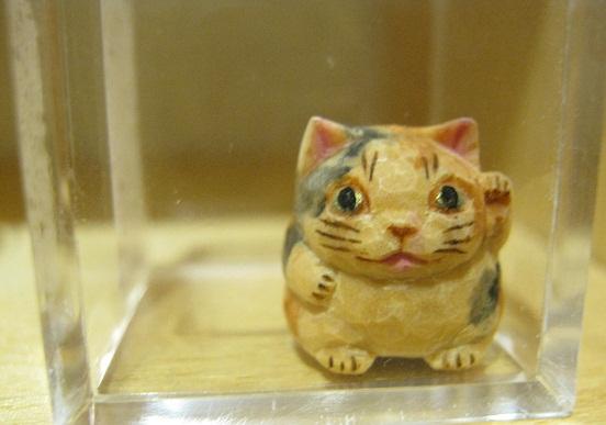たまごの工房企画 「高円寺裏通り猫展」 その4_e0134502_1745156.jpg