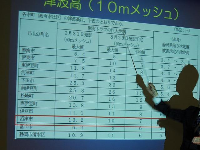 沼津市港湾区の南海トラフ巨大地震予測!(H24/8国発表ベース)_d0050503_9131022.jpg