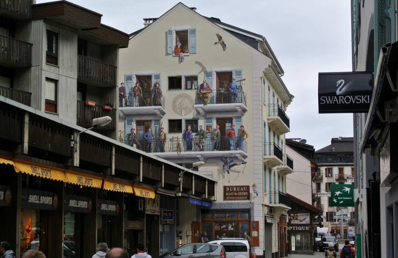スイス紀行15:モンブランの麓町、シャモニー_a0148206_1431161.jpg
