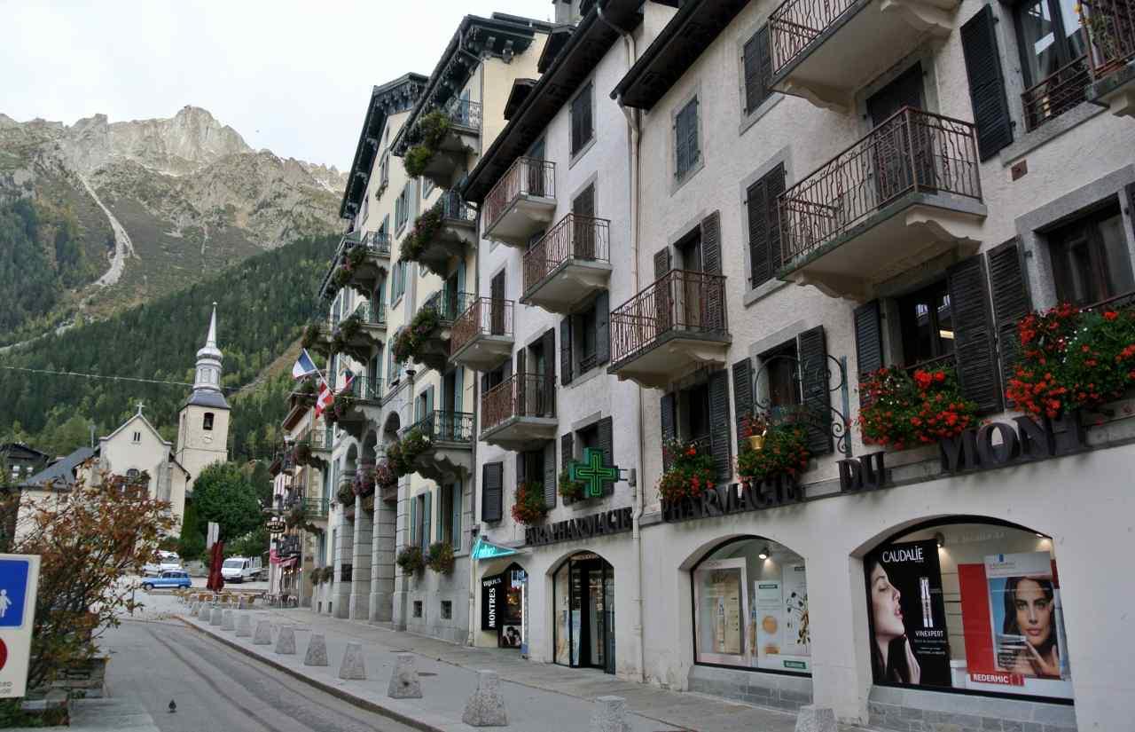 スイス紀行15:モンブランの麓町、シャモニー_a0148206_14314076.jpg