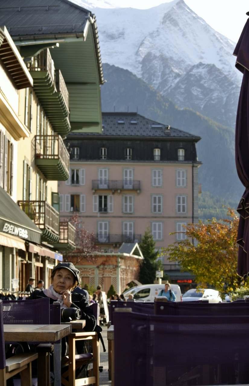 スイス紀行15:モンブランの麓町、シャモニー_a0148206_14315734.jpg