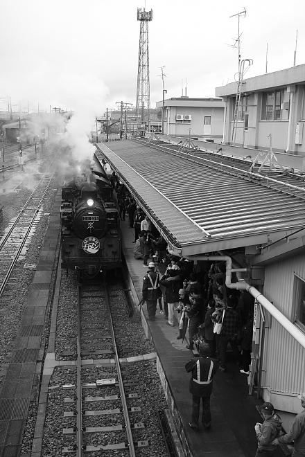 蒸気機関車の風景 - 2012年秋・飯山線 -  _b0190710_21505945.jpg