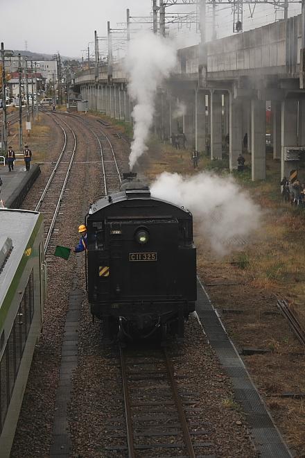 蒸気機関車の風景 - 2012年秋・飯山線 -  _b0190710_2152126.jpg