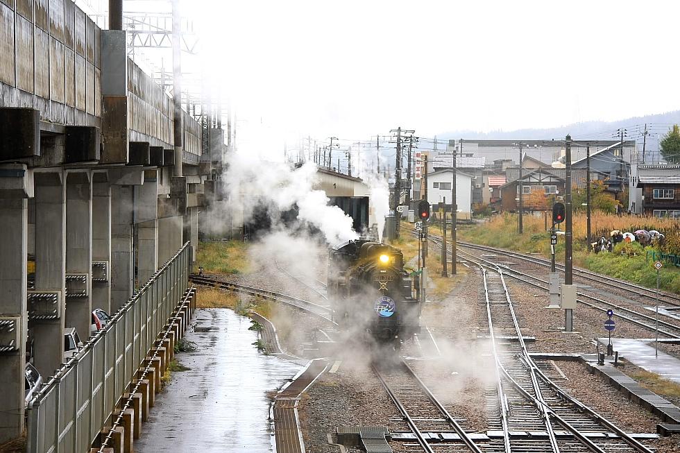 蒸気機関車の風景 - 2012年秋・飯山線 -  _b0190710_2152176.jpg