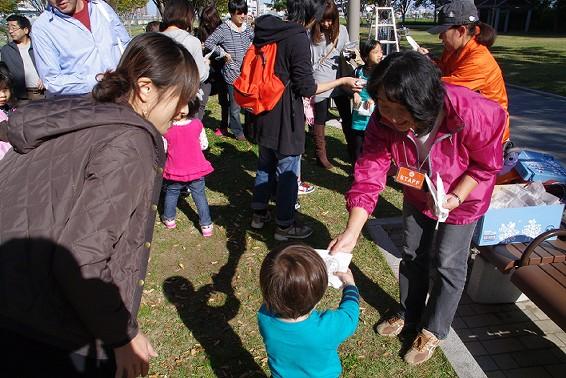 「花いっぱい!2,000球の球根を植えよう!」を開催しました。_e0235911_1512297.jpg