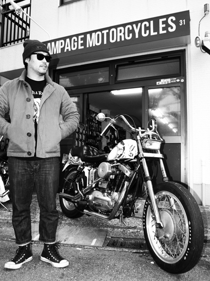 5COLORS「君はなんでそのバイクに乗ってるの?」#64_f0203027_18422712.jpg