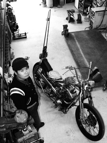 5COLORS「君はなんでそのバイクに乗ってるの?」#64_f0203027_18432942.jpg