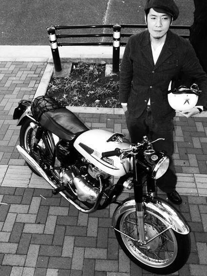 5COLORS「君はなんでそのバイクに乗ってるの?」#64_f0203027_1844050.jpg