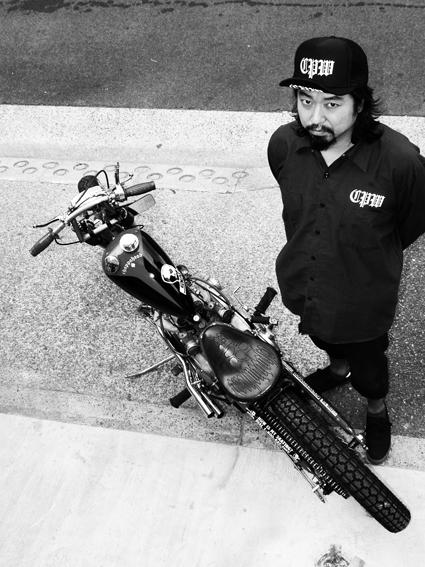 5COLORS「君はなんでそのバイクに乗ってるの?」#64_f0203027_18443059.jpg