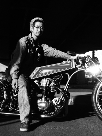 5COLORS「君はなんでそのバイクに乗ってるの?」#64_f0203027_18445343.jpg