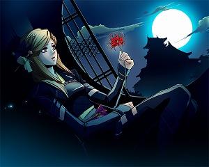 恋愛アドベンチャーゲーム『下天の華』キャスト決定&公式サイトオープンのお知らせ_e0025035_17294214.jpg