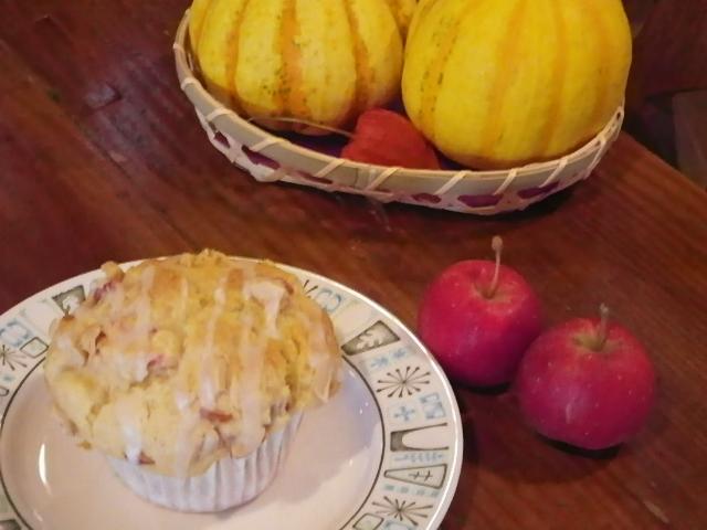 林檎に柿~♪_b0207642_13441176.jpg