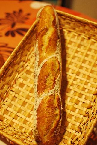 またまたおうちフランスパン_a0175348_213829.jpg