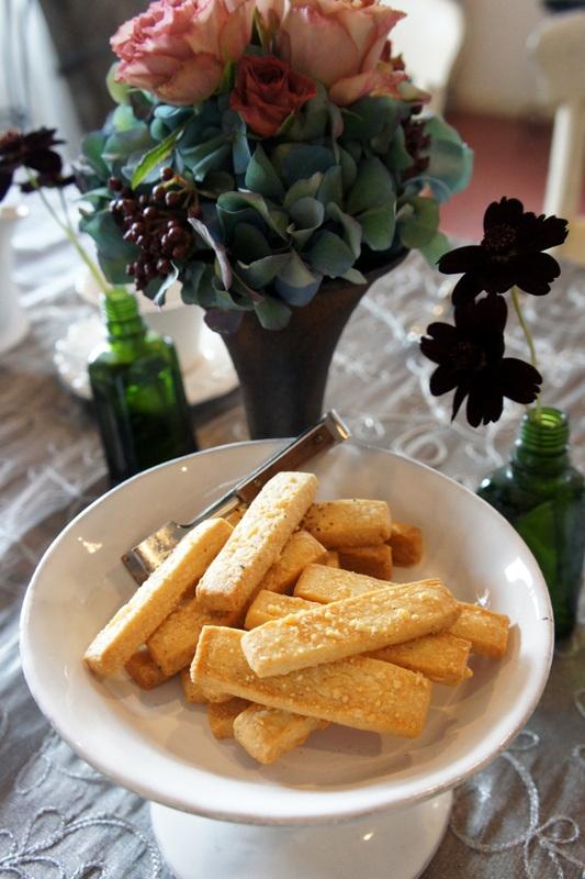 エクレア チーズのサブレ クロックムッシュー_d0210450_15582354.jpg