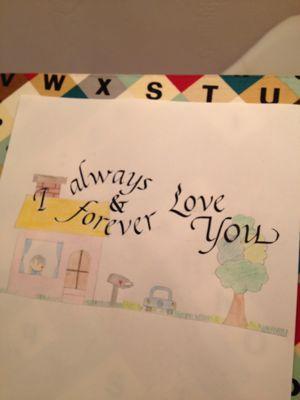 I always & forever LOVE YOU_b0274062_2213611.jpg