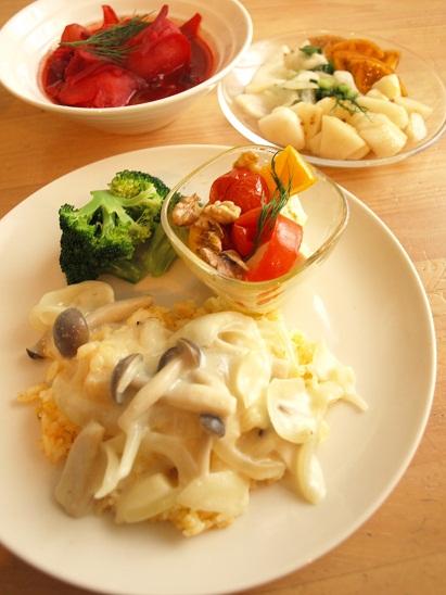 野菜たっぷり☆クリスマスメニュー_d0128268_23142754.jpg