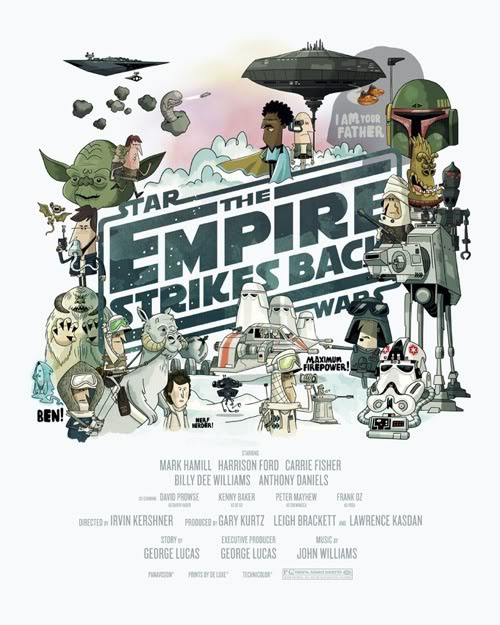 The Empire Strikes Back by Christopher Lee_c0155077_7161520.jpg