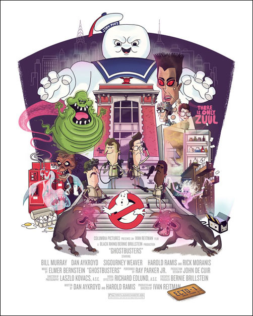 Ghostbusters by Christopher Lee_c0155077_7231719.jpg