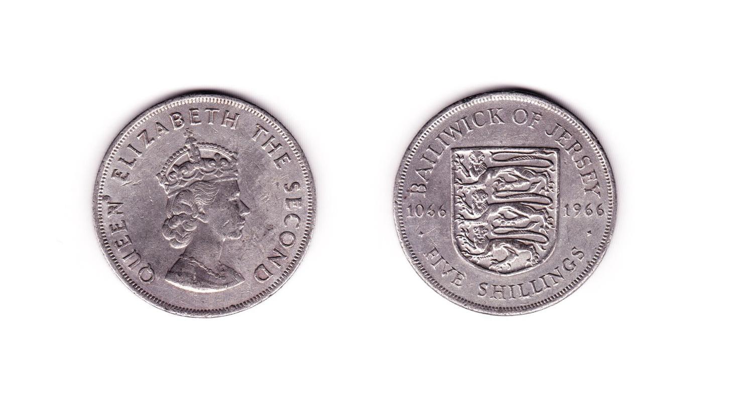 Bailiwick of Jerseyのコイン_c0027285_22584783.jpg