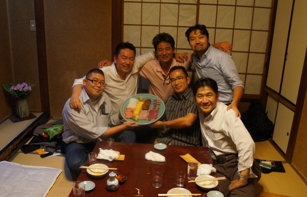 男だけの晩餐、愉しかった!_c0180686_1218748.jpg