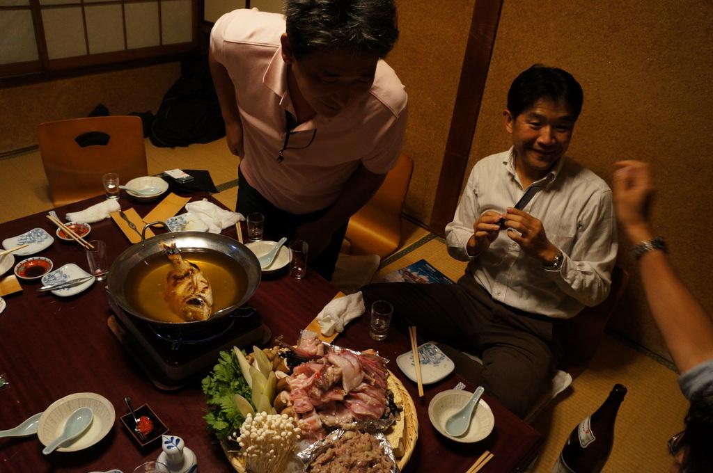 男だけの晩餐、愉しかった!_c0180686_1220098.jpg