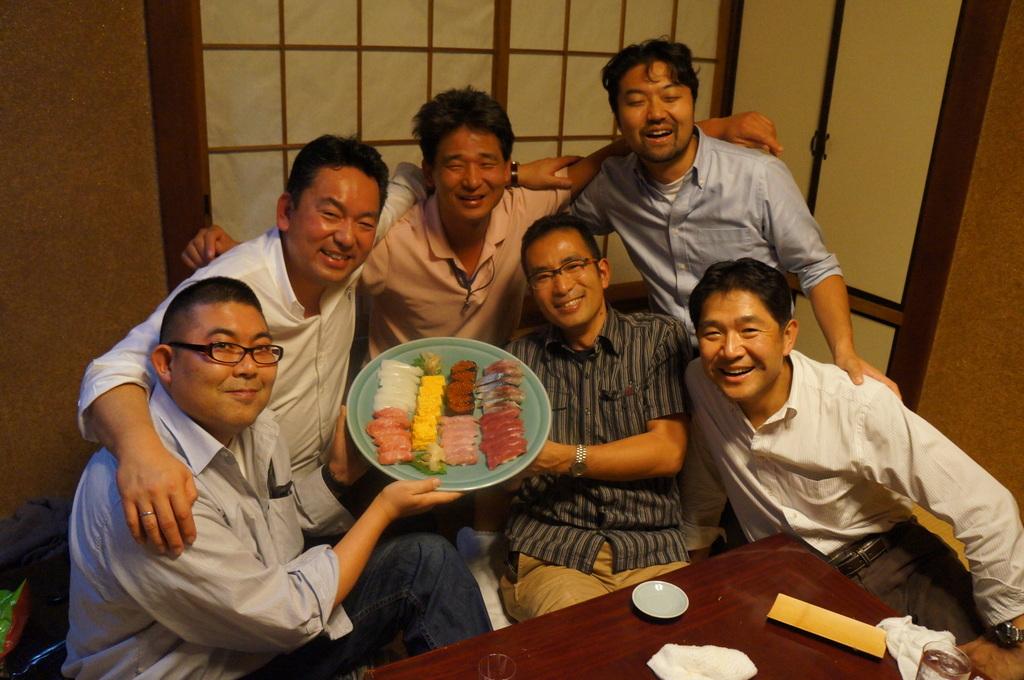 男だけの晩餐、愉しかった!_c0180686_1220236.jpg