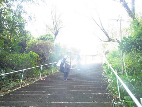 一日目:高野山へトレッキング_a0207588_2229494.jpg