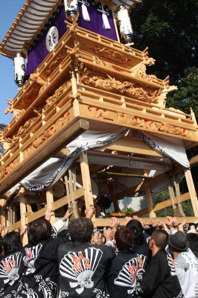 西条祭り(2)御殿前_d0148902_21315460.jpg