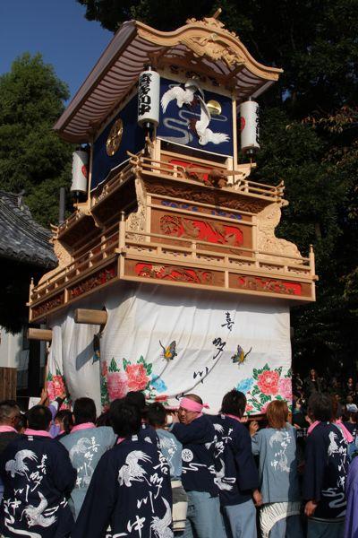 西条祭り(2)御殿前_d0148902_21322926.jpg