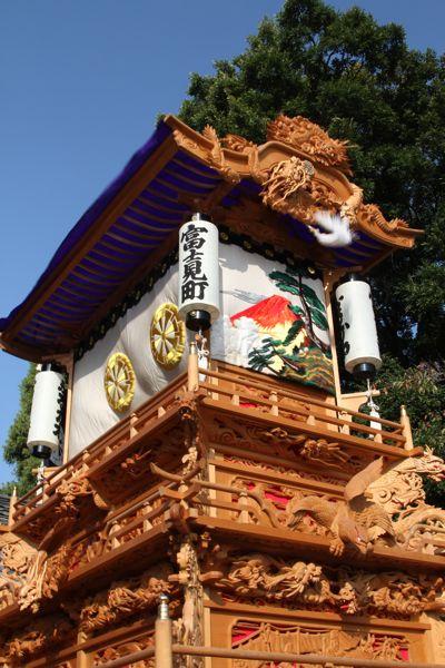 西条祭り(2)御殿前_d0148902_21324052.jpg