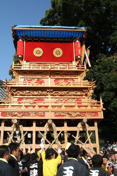 西条祭り(2)御殿前_d0148902_21334718.jpg