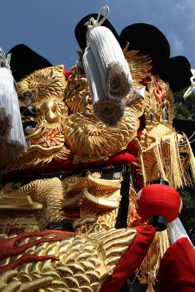 西条祭り(2)御殿前_d0148902_21354282.jpg