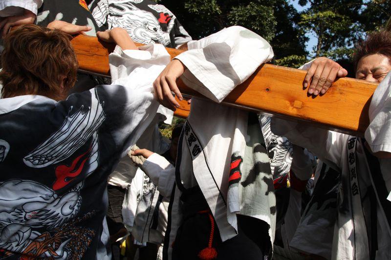 西条祭り(2)御殿前_d0148902_21403647.jpg